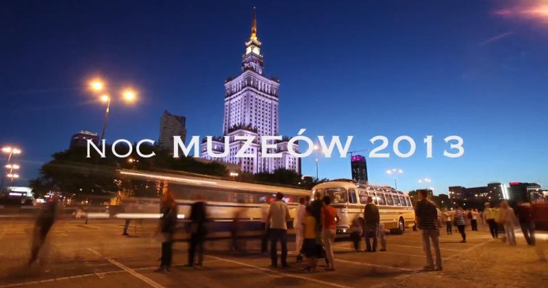 Noc Muzeów 2013