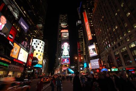 Times Square marketingu nieruchomości