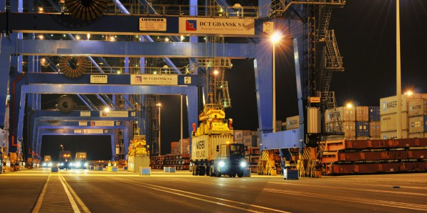 foto 14 – Maersk w DCT Gdańsk