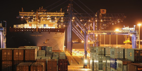 foto 17 – Maersk w DCT Gdańsk