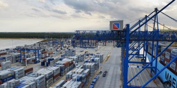 foto 7 – Maersk w DCT Gdańsk
