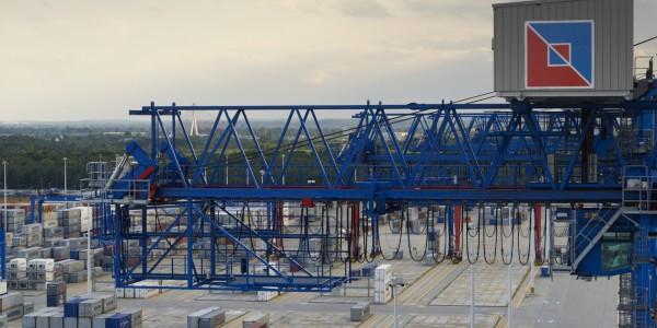 foto 8 – Maersk w DCT Gdańsk