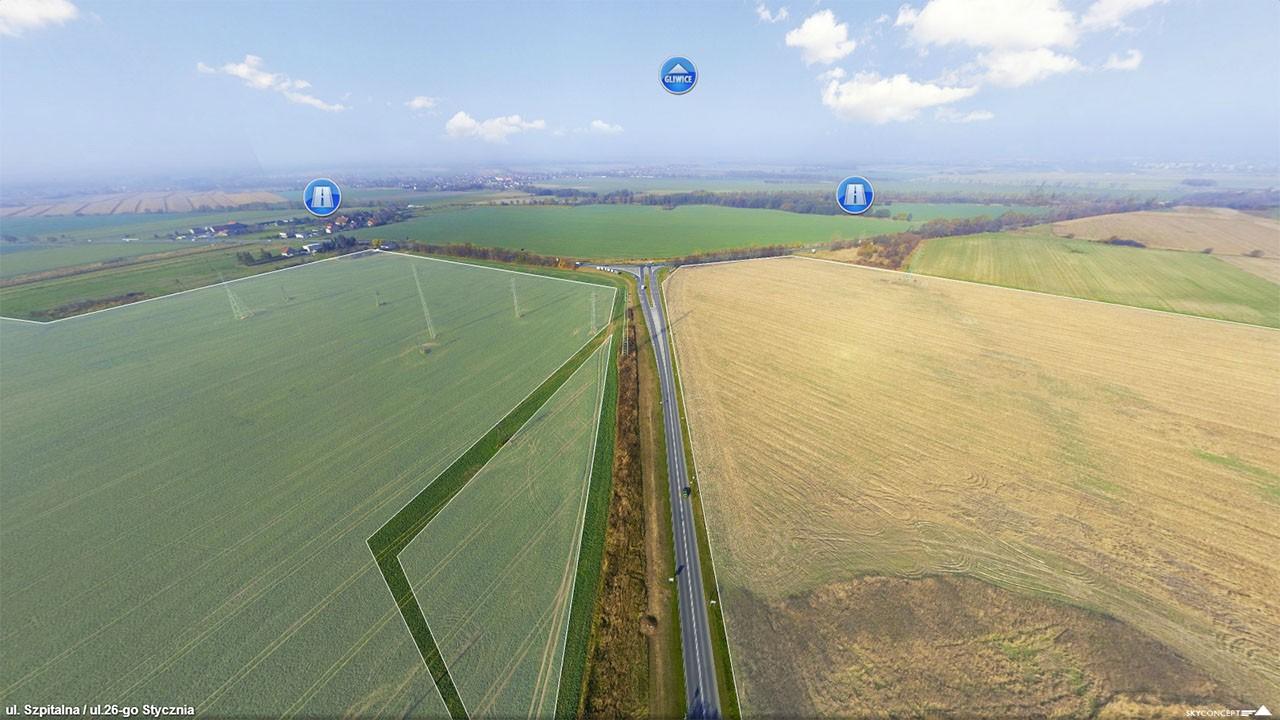 panorama-lotnicza-teren-inwestycyjny-knurow-4