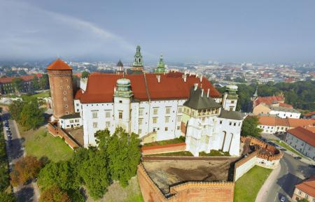 Zamek Królewski na Wzgórzu Wawelskim