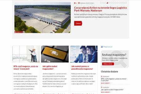 Nowe media dla biznesu. CZYTELNIA portalu magazyny.pl