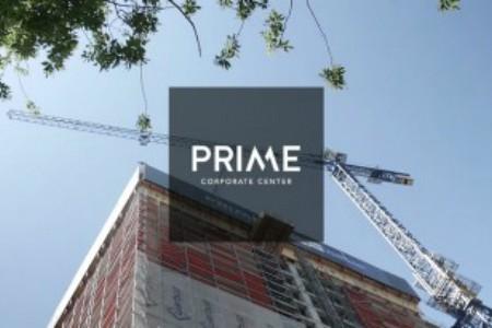 Filmowa kronika budowy | PRIME Corporate Center [WIDEO]