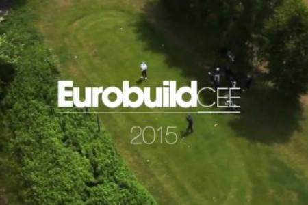 Relacja z dorocznego Turnieju Golfa i Tenisa Eurobuild CEE [WIDEO]