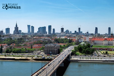 Warsaw Compass | Nowe spojrzenie na biznes w Warszawie