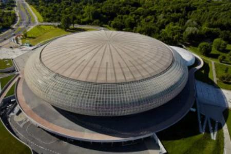 TAURON Arena Kraków w panoramie 360