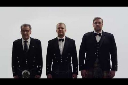 St Andrew's Caledonian Charity Ball – Opening Film