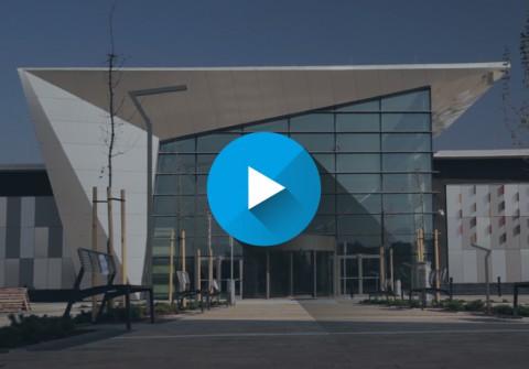 Film promocyjny inwestycji CH VIVO!
