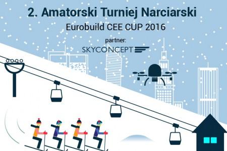 Zapowiedź Amatorskiego Turnieju Narciarskiego Eurobuild CEE