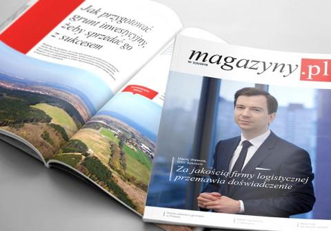 Magazyny.pl Quarterly