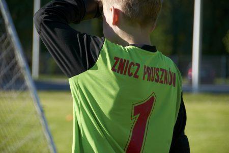Victorious Znicz Pruszków 2005B and joy in SkyConcept