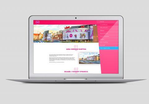 Good Aura of Olsztyn | New release of shopping centre