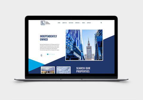 BSC Real Estate Advisors' corporate showpiece