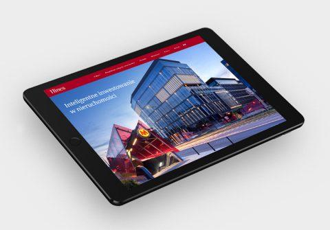 Hines' corporate website